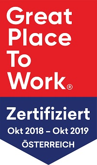 Great Place to Work 2018 - COUNT IT