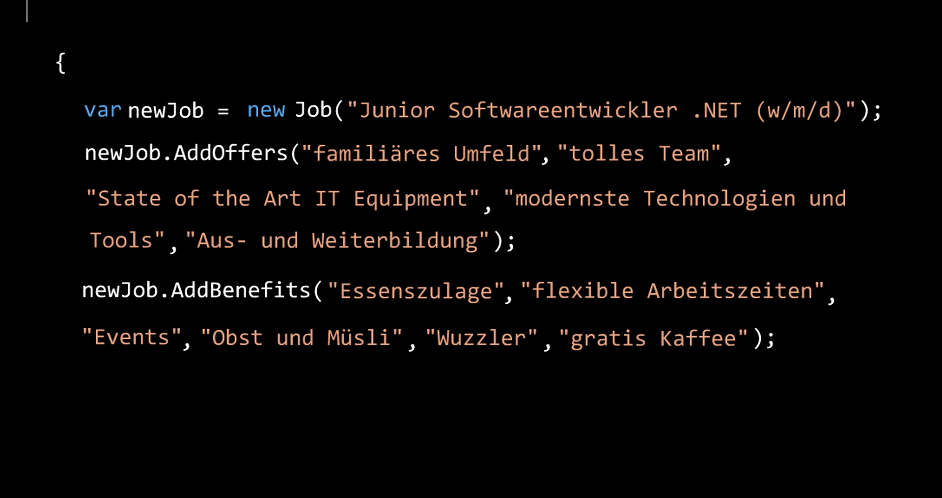 Junior Softwareentwickler .NET