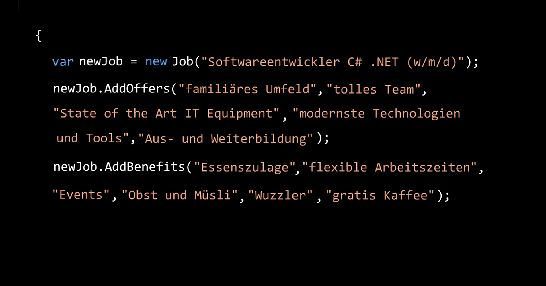 Softwareentwickler C# .NET